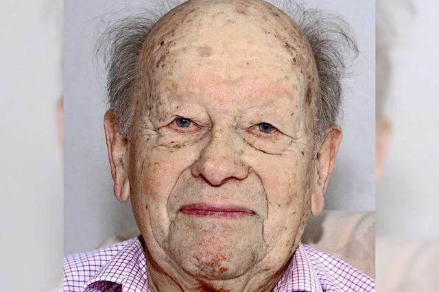 Mit 85 Jahren noch voller Tatendrang