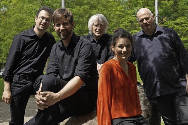 Acoustic Five spielen bei der Alemannischen Bühne