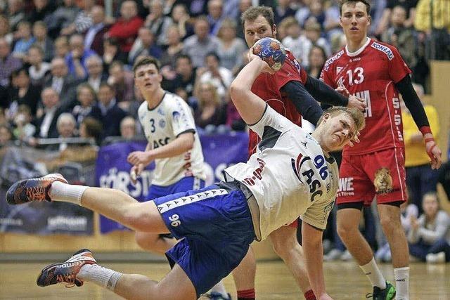 Auf dem Weg zur Handball-EM