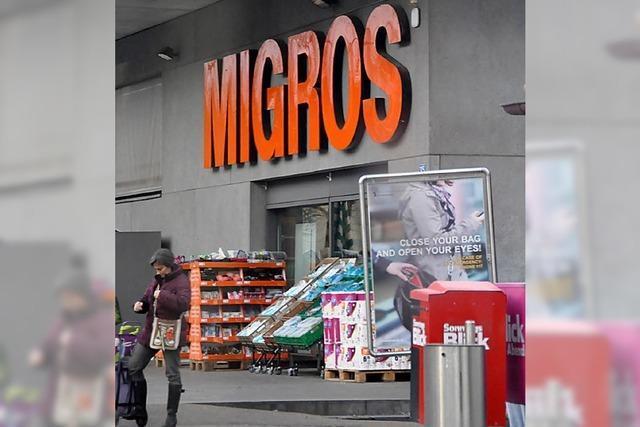 Migros Basel stemmt sich gegen den Einkaufstourismus