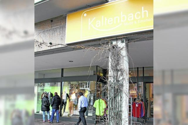 Modehauskette ist insolvent