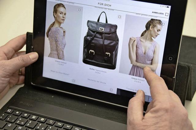 Der Onlinehandel bietet auch Chancen
