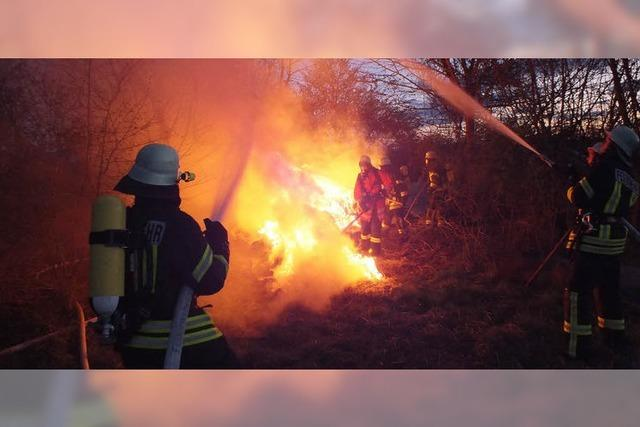 Feuerwehr Kappel-Grafenhausen im Einsatz