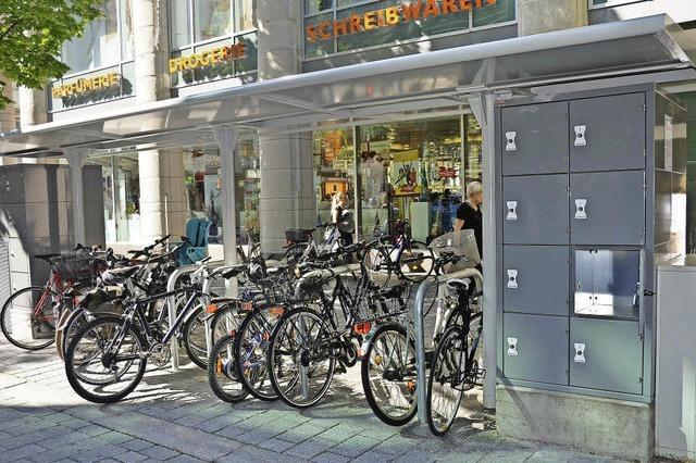 Fahrrad-Lobby in Lörrach