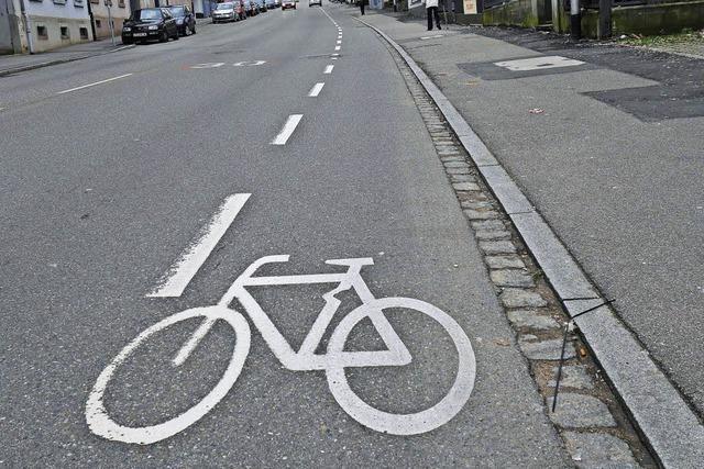 Fahrrad im Alltag braucht Infrastruktur