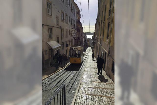 Lissabon: Die entspannte Großstadt
