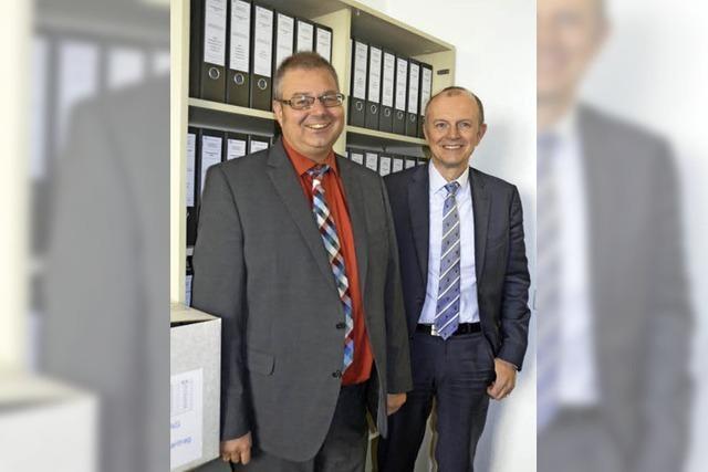 Ein Anwaltsbüro für drei Gemeinden
