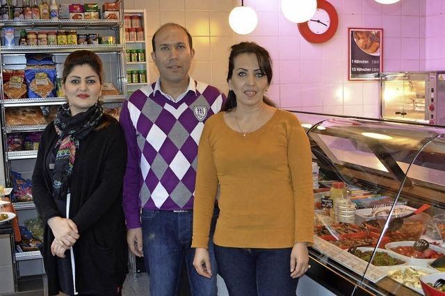 Familie Safi lädt ein