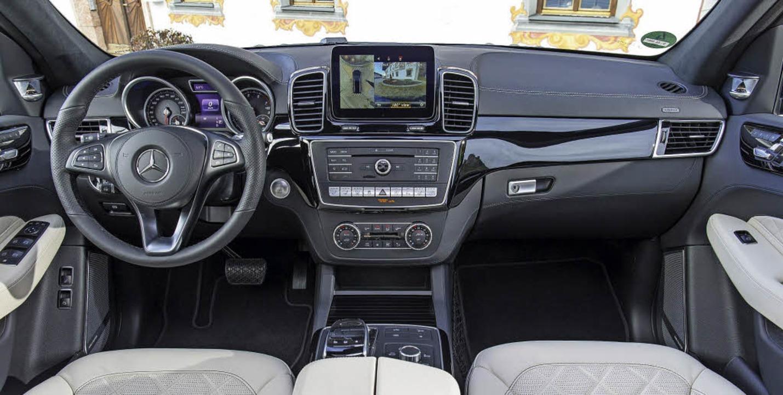 <ppp> </ppp> kombiniert mit nobler Atmosphäre  | Foto: Daimler