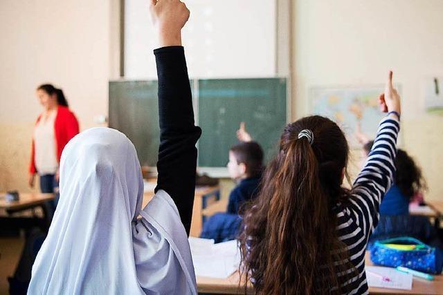 110 Plätze für Flüchtlingskinder fehlen an den Schulen
