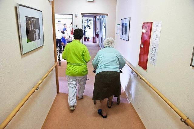Werden bald die Pflegebetten knapp?