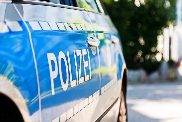 Auffahrunfall in Schwörstadt mit drei Autos
