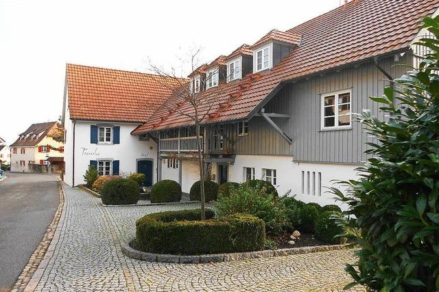 In Efringen-Kirchen sind vier Wirtschaften zu haben