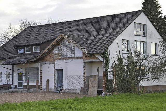 Sanierung für 410 000 Euro