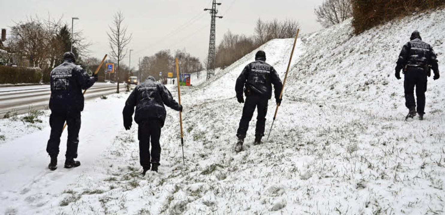 Stochern in schwierigem Terrain: Der N...ldmordprozess wirft weiter Fragen auf.  | Foto: Julia Jacob