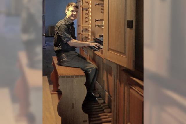 Orgelmusik zur Marktzeit in der Benediktinerkirche Villingen