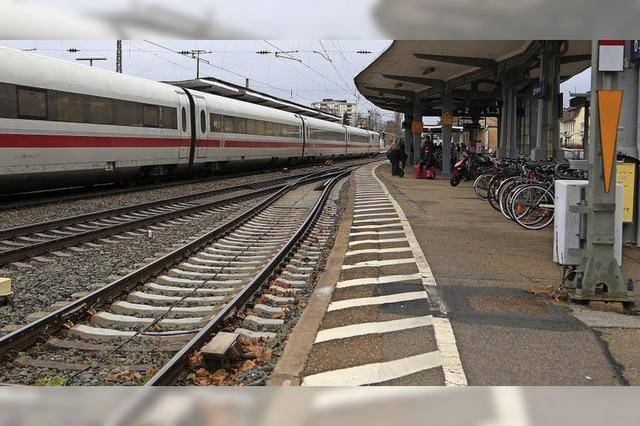 Die Bahn bleibt bei 4,3 Millionen Euro