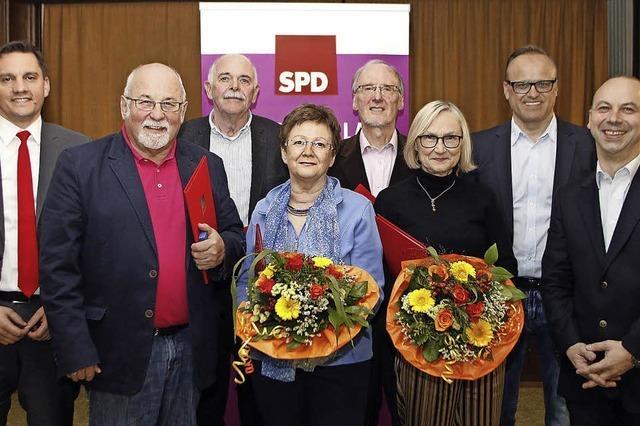 Lahrs SPD wünscht frischen Wind