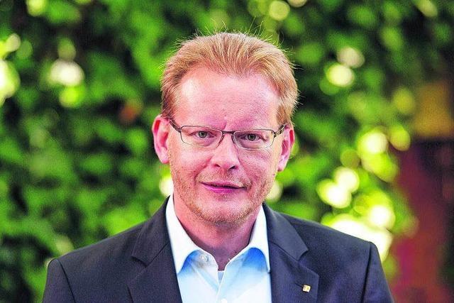 Thomas Dörflinger will nicht mehr in den Bundestag