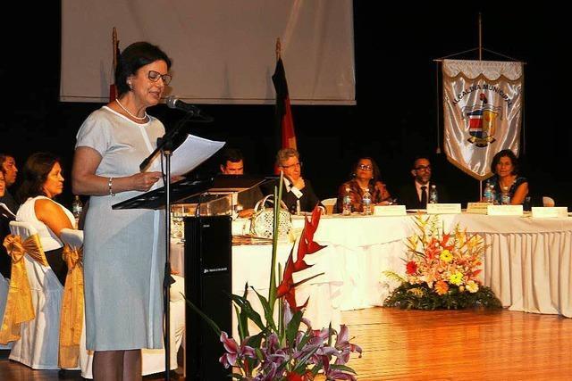 Lahr und Alajuela erneuern Partnerschaft