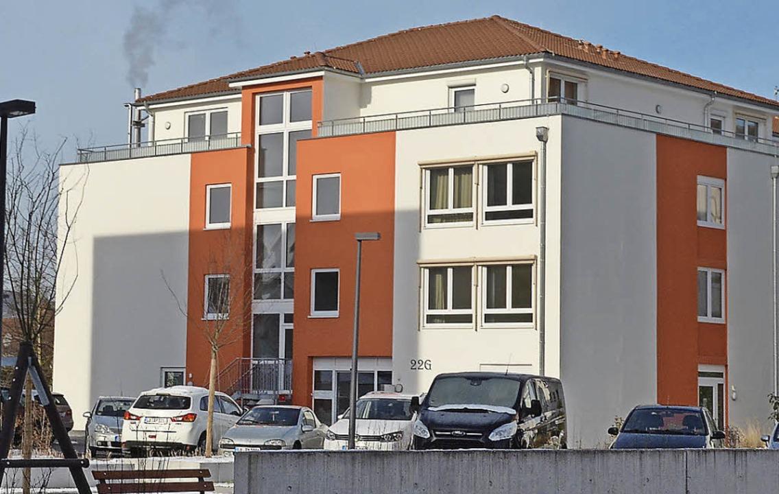 An der Baslerstraße in Rheinfelden hat das Zentrum Hochrhein seinen Sitz.   | Foto: Böhm-Jakob
