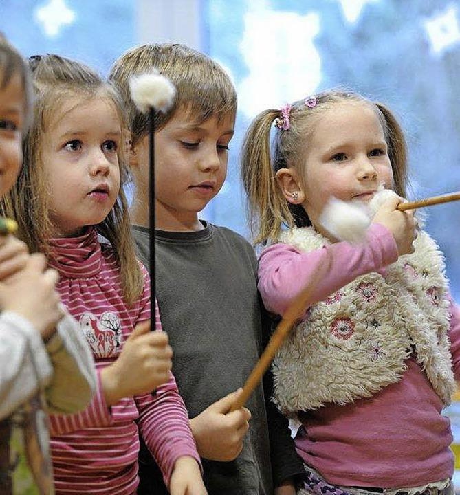 Die musikalische Früherziehung ist nac...n und Ergänzung, meint Bernward Braun.    Foto: zvg