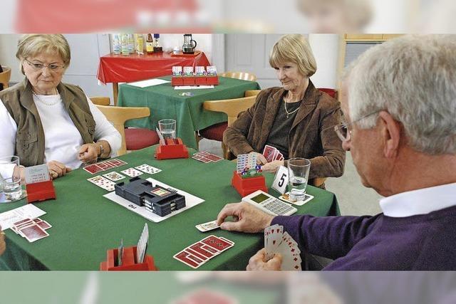 Ein Spiel wie Schach – nur mit Karten
