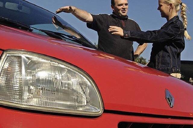Auch der Gebrauchtwagenkäufer ist nicht schutzlos