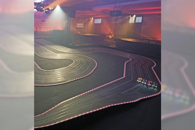 Carrera-World bei Fürth eröffnet