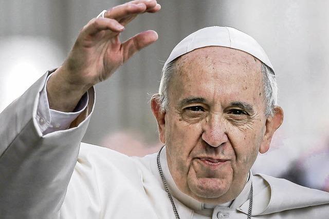 Was der Papst über Sex schreibt