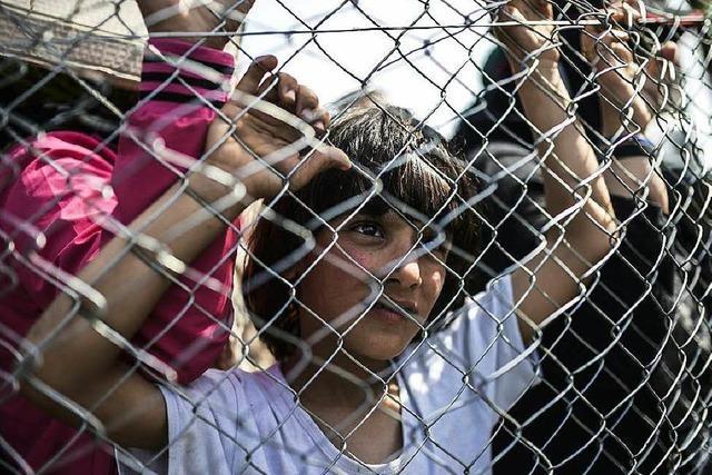 Immer weniger Flüchtlinge kommen in Deutschland an