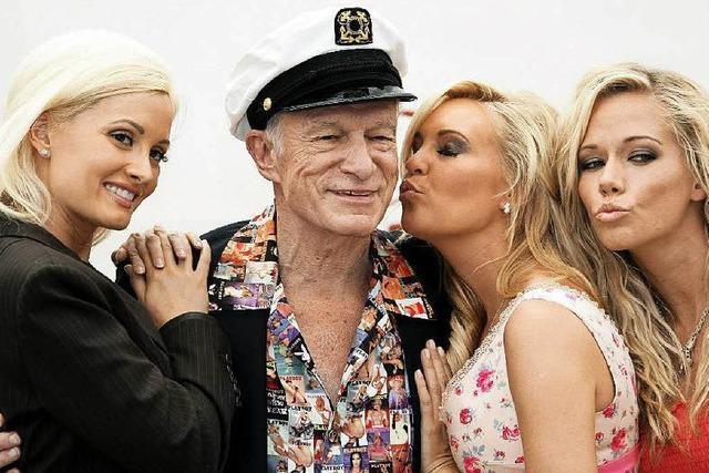 Hugh Hefner: Der ewige Playboy wird 90