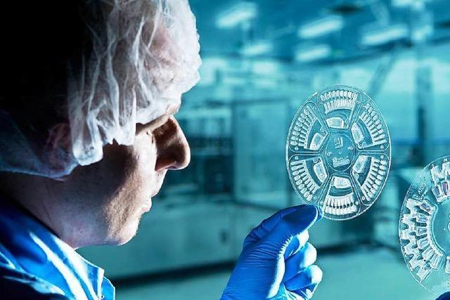 Freiburger Institut entwickelt Labor für schnellere Diagnosen