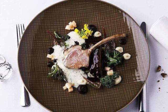 Rezept für geübte Köche: Opfinger Lammkarée im Munzinger