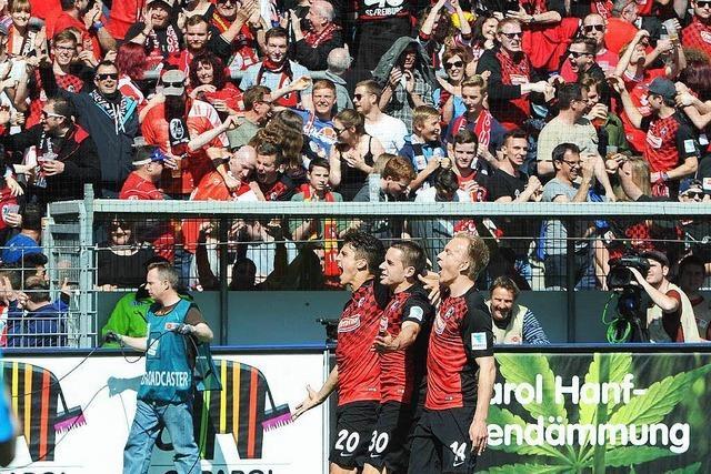 SC Freiburg ringt St. Pauli mit 4:3 nieder