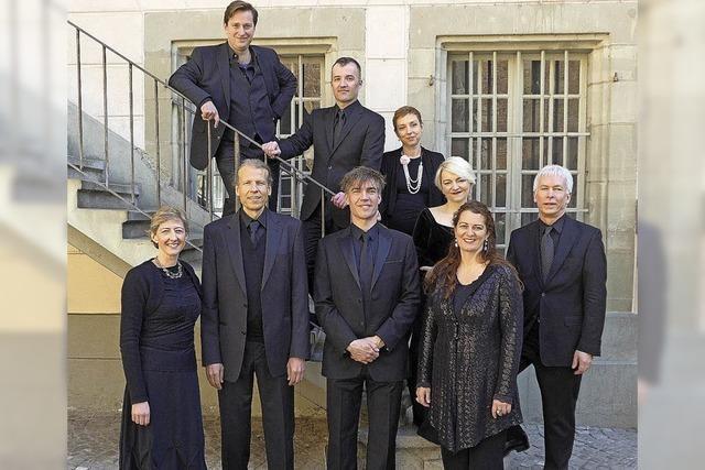 Ensemble Corund Luzern zu Gast in Müllheim