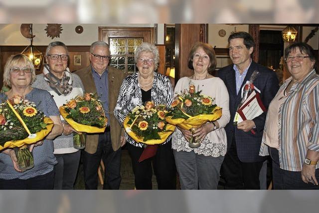Schwarzwaldverein Kenzingen zieht positive Jahresbilanz