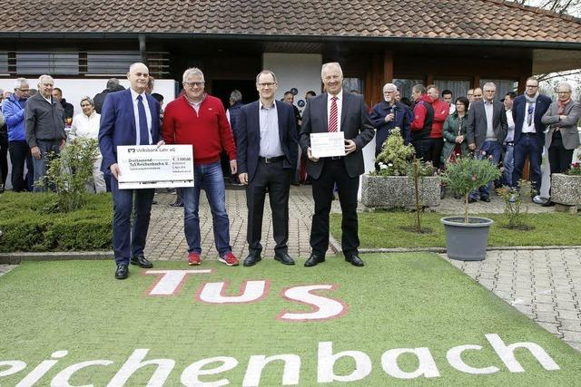 TuS-Vereinsheim modernisiert