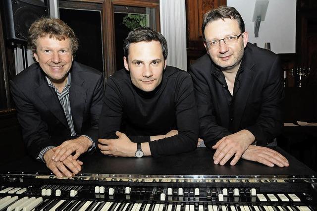 Das Jörg Enz Organic Trio gastiert im Salmen