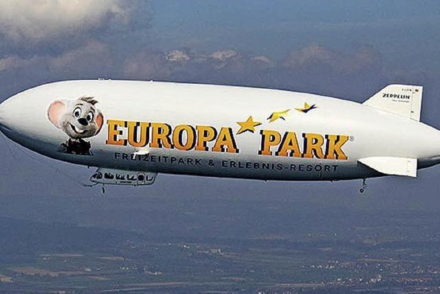 Die BZ verlost einen Rundflug mit einem Zeppelin