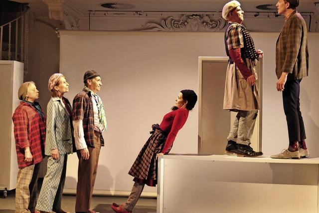 Oren Lavies Theaterstück
