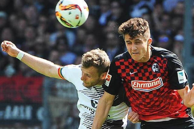 Ein Schlitzohr und Hitzköpfe : So war Freiburg gegen St. Pauli
