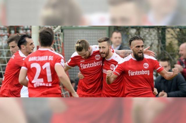Bahlinger SC feiert mit 5:0 den höchsten Saisonsieg