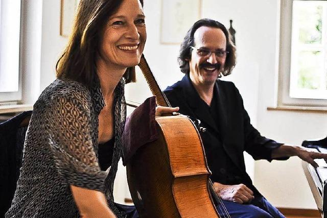 Anja Lechner und François Couturier in Merzhausen