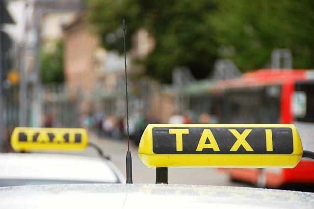 Gratis-Taxifahrt für ausgebüxten Hund