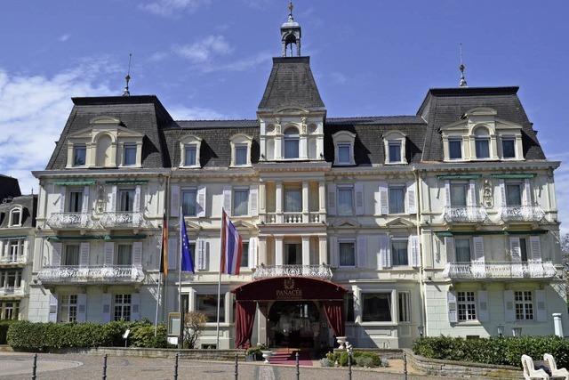 Renovierungen im Hotel Römerbad