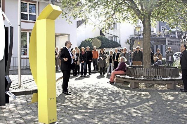 Kunstwerke im öffentlichen Raum