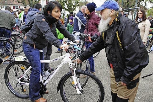Zweiräder wieder heiß begehrt