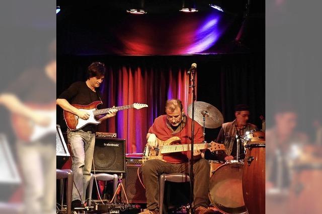Offene Jazz-Session im Nellie Nashorn