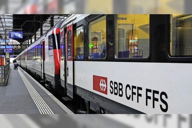 SBB Deutschland will ihr Netz im Grenzgebiet ausbauen